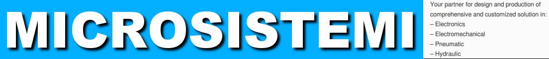 Microsistemi s.r.l. Logo